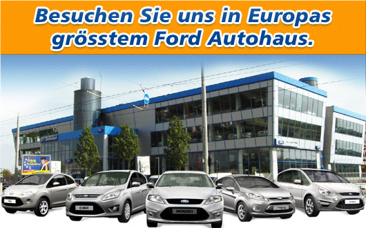 ford autohaus berlin ford autohaus m ller in berlin. Black Bedroom Furniture Sets. Home Design Ideas
